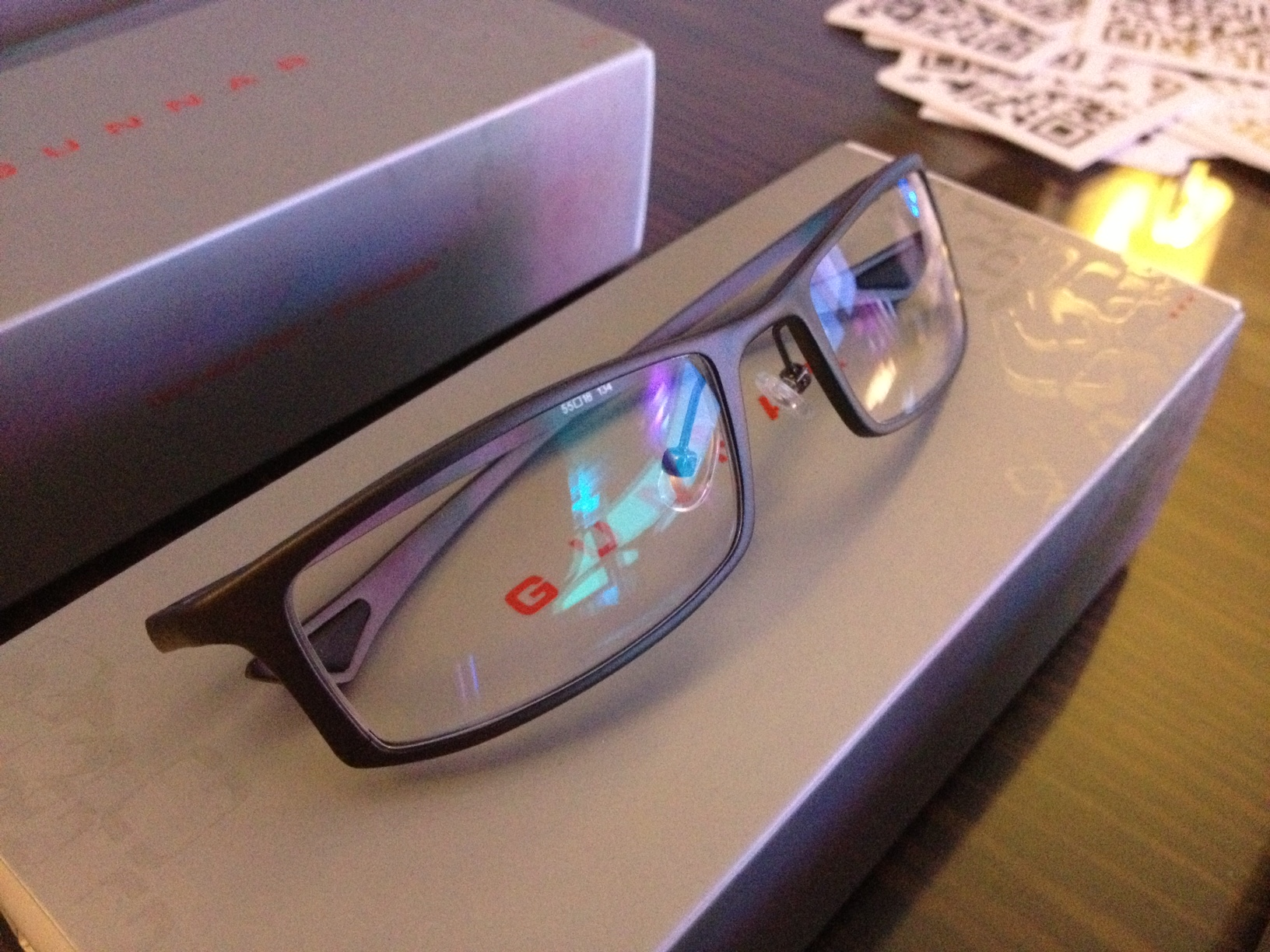 Do Gunnar Crystalline Glasses Work
