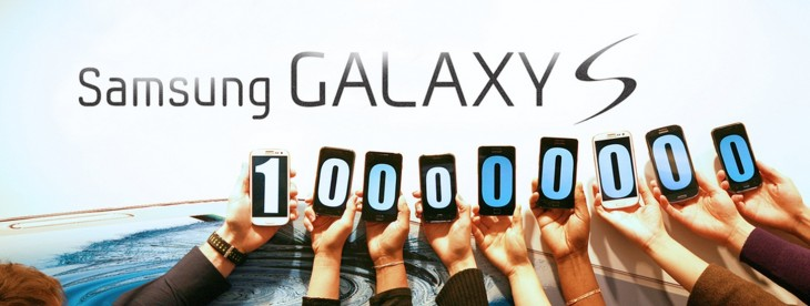Samsung's Galaxy S series passes 100m global channel sales, as the Galaxy S3 tops 41m