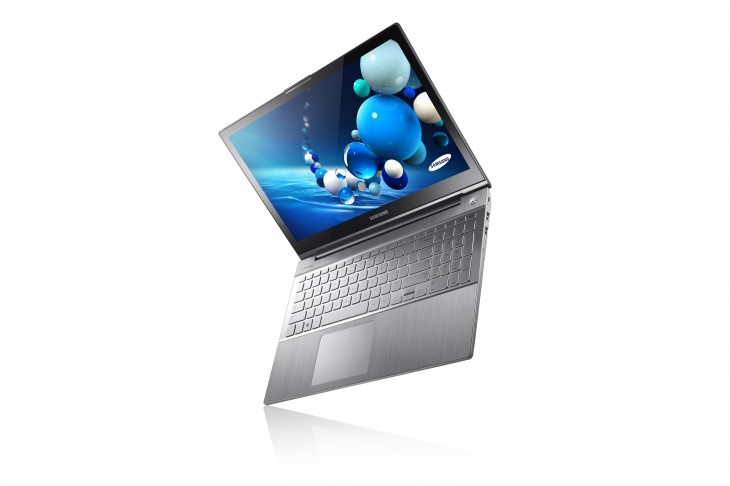 Samsung announces new Series 7 15″ touchscreen laptop and 13″ ultrabook