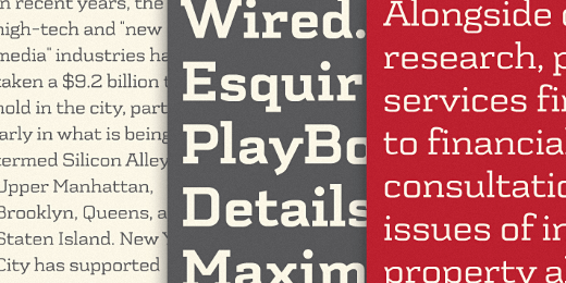 schwager 38 Of the most beautiful typeface designs released this winter