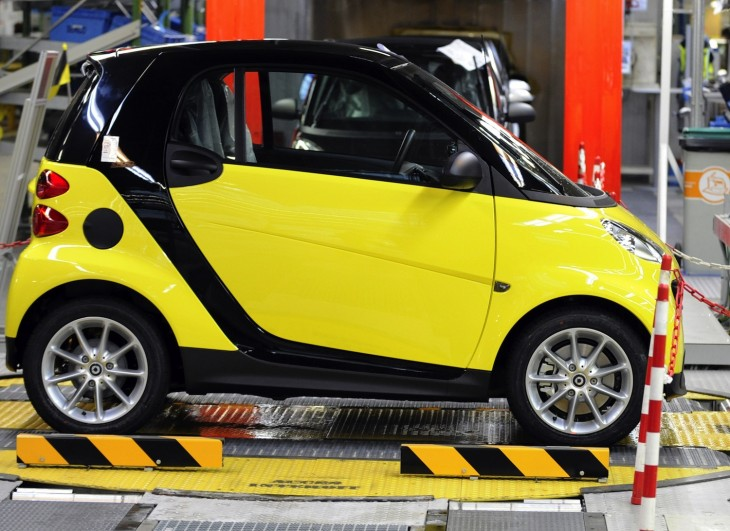 Mercedes Smart Car >> Mercedes Benz Tries Selling Smart Cars On Sina Weibo