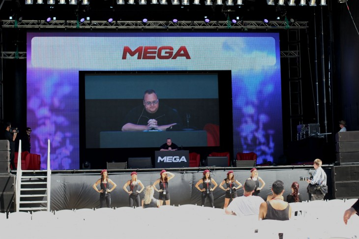 Face to face with Kim Dotcom as he launches Mega, talks about Megakey and the future of free content