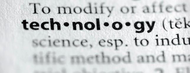 Dictionary Series - Science: technology