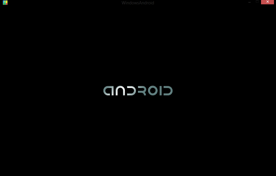 WindowsAndroid Lets You Run Android on Windows