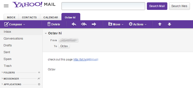 Pics Photos - Yahoo Mail Sign In Facebook 6011 Png
