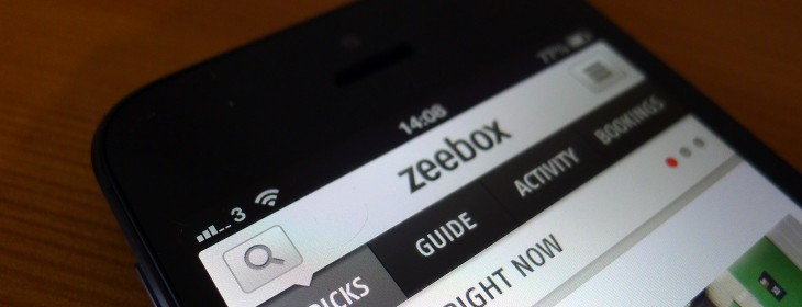 Second-screen TV app Zeebox launches SpotSynch, matching clickable ads to TV shows and commercials