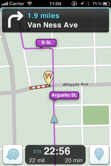 01 Reports RoadClosure 02 6 220x330 Now with 40 million users, Waze brings instant road closing feature to its iOS and Android apps