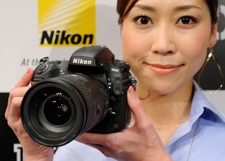 Nikon signs patent agreement with Microsoft, enabling its cameras to run the Android platform