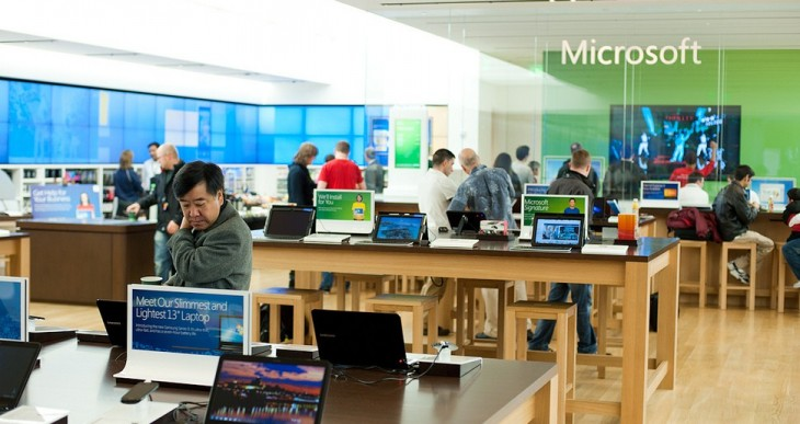 Nearly a week ahead of its release date, Microsoft's Surface Pro shows up in retail stores