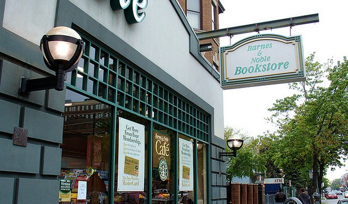 Barnes & Noble's new Windows 8 Nook app lets consumers log in with their Microsoft Account ...