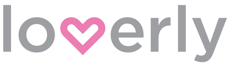 2013JAN Loverly New Logo 730x211 Wedding planning startup Loverly reveals gorgeous redesign: We dive in