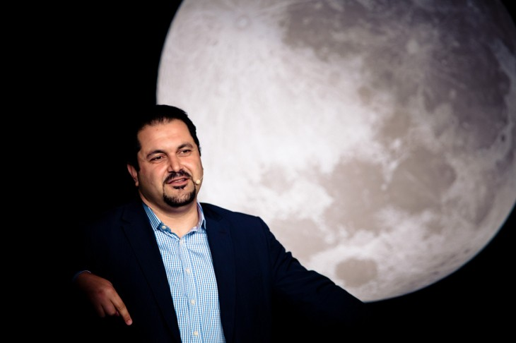 Shervin Pishevar switching roles at Menlo Venture as he starts Sherpa, a startup foundry
