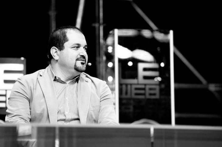 Living the dream: Menlo Ventures' Shervin Pishevar