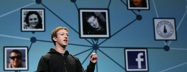 Facebook Hosts Conference On Future Of Social Technologies