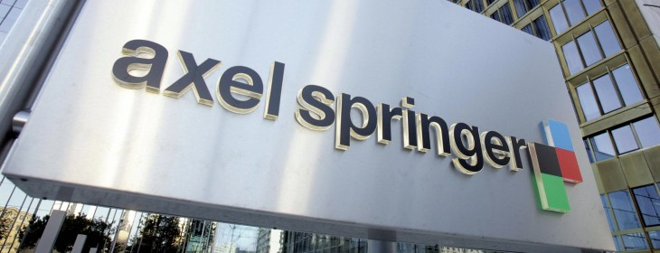 Publisher Axel Springer and Plug & Play partner for an accelerator linking Berlin with Silicon Valley ...