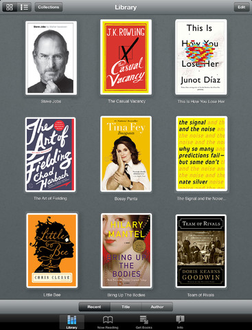 Bookish Bookish adds an iOS e reader app to its repertoire, giving access to your saved books on the move