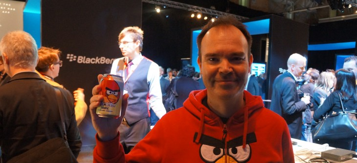 Rovio's Angry Birds soda now on sale in Russia, Australia, New Zealand and Spain, UK coming soon ...
