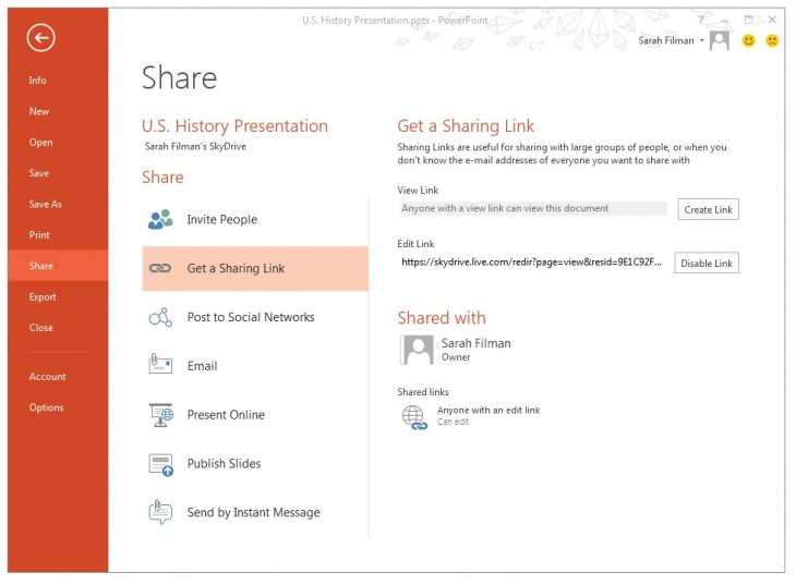 Getting-sharing-link-in-SkyDrive_11EC65CD