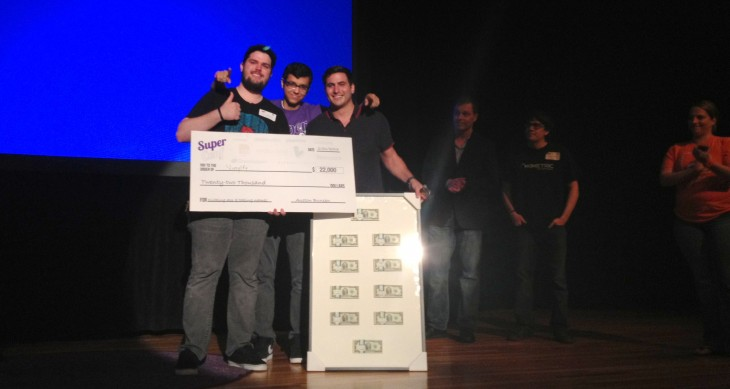 SuperConf's Startup Blast Off: And the winners are…