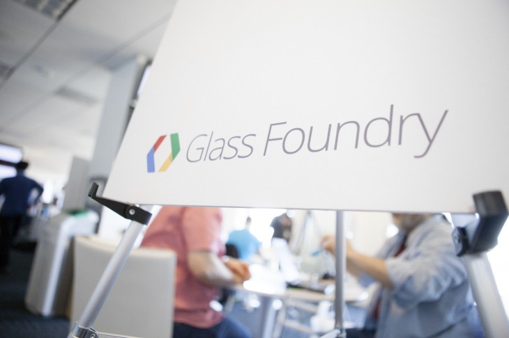 Google hosts Glass Foundry in SF and NYC, giving developers early access to its wearable computers