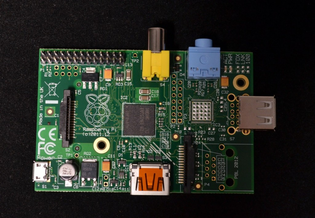 Model A 1024x709 The Raspberry Pi Model A is now available in Europe, global orders to be processed soon