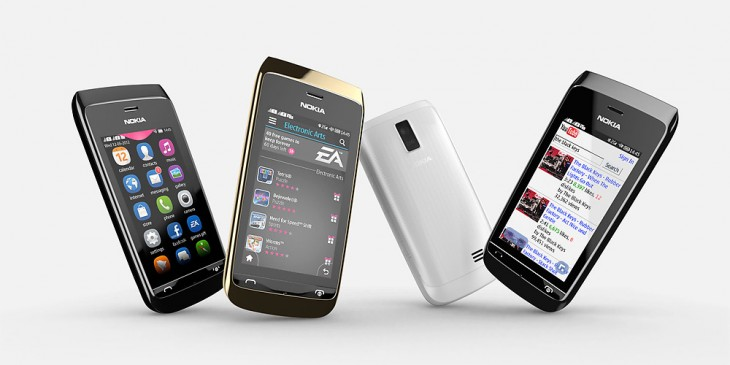 Nokia unveils new Asha 310 with dual-SIM and WiFi interoperability, available later this quarter for ...