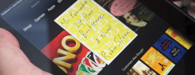 Kindle for iOS gains more Kindle Fire features with post-reading share and upsell screens, refreshed ...