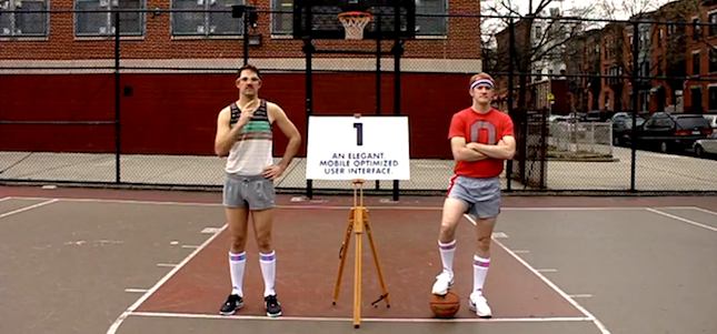 The duo behind Glif and Cosmonaut return to Kickstarter with Simple Bracket app for March Madness