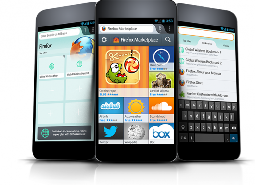 Mozilla to Launch Firefox OS in Mid-2013 w/ LG & Huawei on ...