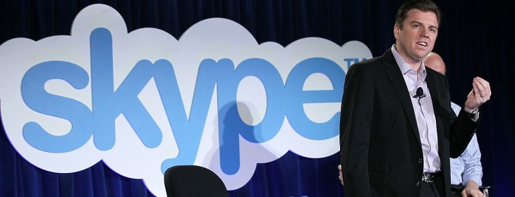 Skype is considering automatically removing typing sounds from calls