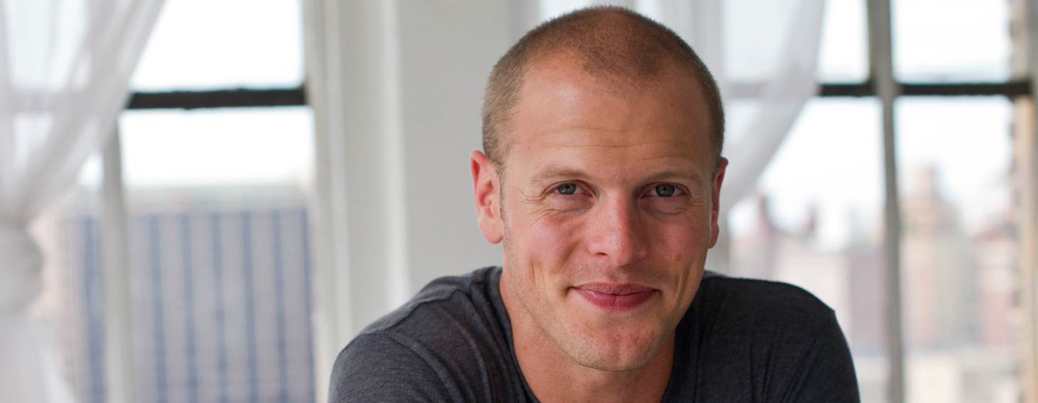 Tim Ferriss On Accelerated Learning Peak Performance And