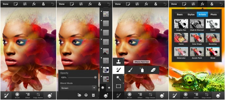 apst 730x324 Adobe Photoshop Touch finally comes the iPhone and Android smartphones, priced at $4.99