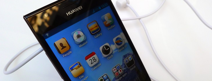 Huawei launches the Ascend P2, a new 4.7-inch quad-core Android smartphone running Jelly Bean 4.1