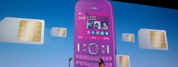 Line to Launch App for Nokia Asha