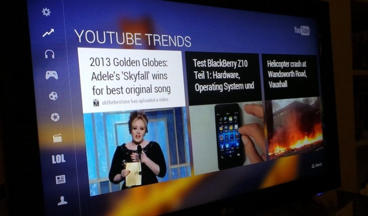 The PS3 gets a native YouTube app in 19 more countries