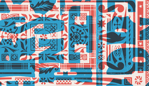 borders ornaments 40 Of the most beautiful typeface designs released this January