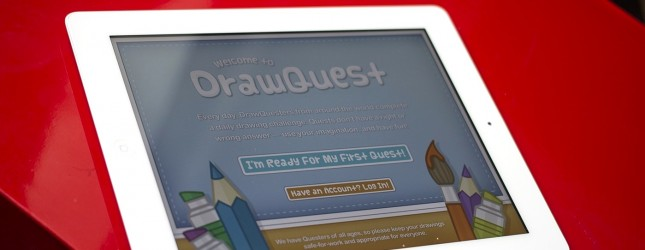 4chan creator's new iPad app, DrawQuest, passes half a million downloads in 2 weeks, over 1M drawings ...
