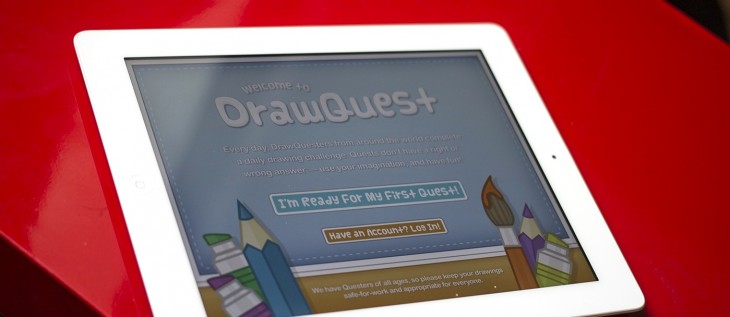4chan founder's iPad app, DrawQuest, gets a major update with explore features and Web profiles ...