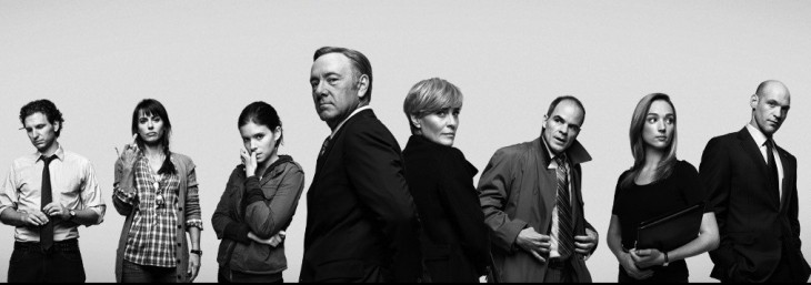 Netflix debuts its second original series 'House of Cards'