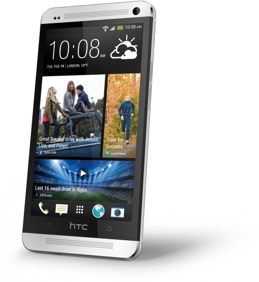 htc one1 520x566 One impressive flagship phone, but enough for a comeback? A look at the new HTC One