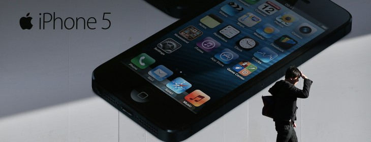 Apple's iPhone 5 topples the Samsung Galaxy S III to become the best-selling smartphone in Q4 2012