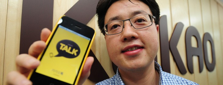 Mobile messaging app Kakao Talk hits 10m downloads in Japan, but still lags behind local rival Line