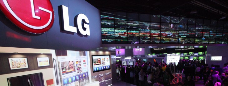 LG notches 10 million sales of LTE smartphones, aims to double the figure in 2013
