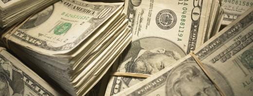money cash investment