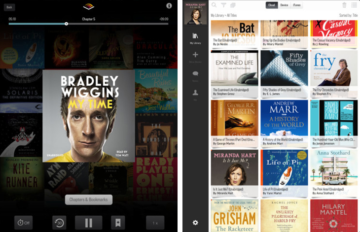 how to cancel audible on ipad