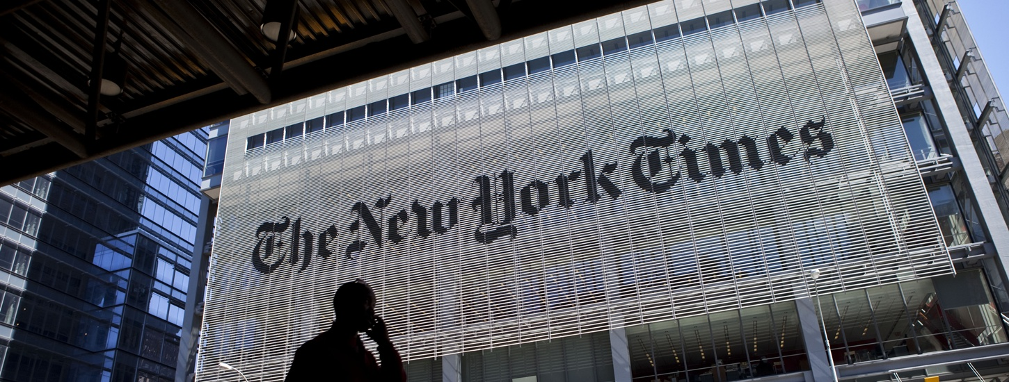 The New York Times Gets its Own IFTTT Channel