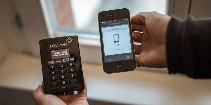 Payleven introduces chip pin payments to europe for 730 obbligatorio