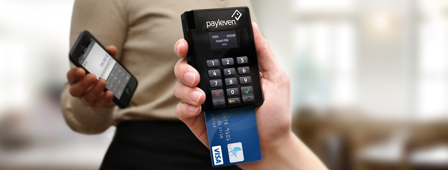 Payleven introduces chip pin payments to europe reheart Choice Image