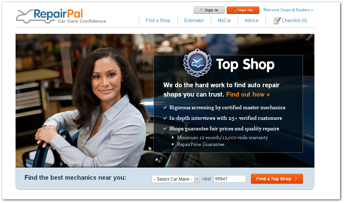 Repairpal Gets 13m To Bring Trust To Auto Shops