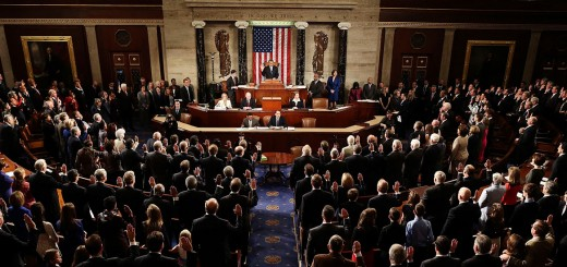House Speaker Boehner Presides Over Opening Session Of Congress